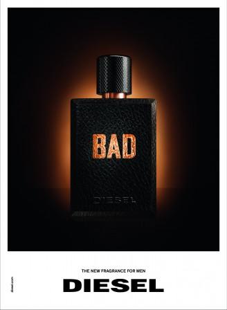 Bad Le Nouveau Parfum Diesel Le Blog De Latelier New Tone